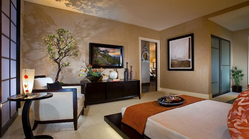 Oriental decorating ideas: How to decorate rooms?